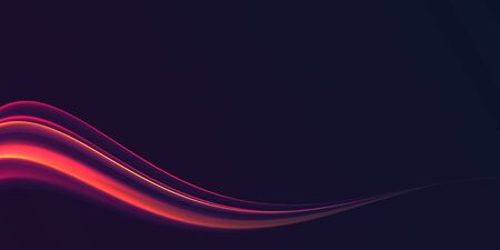 Abstract background with red gradient fluid wave element like fire flames, graphic design element, wallpaper cover 일러스트