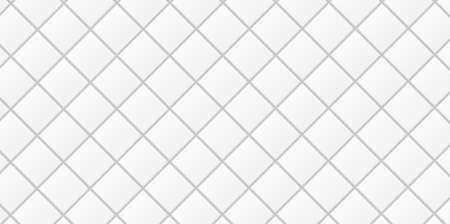 Simple rhombus geometric pattern, real tiles surface