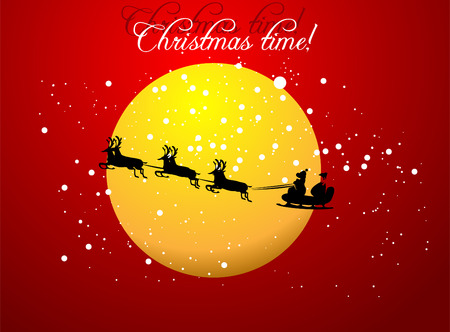 christmas background Stock Vector - 5879692