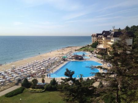 bulgaria: Beach side hotel in Bulgaria