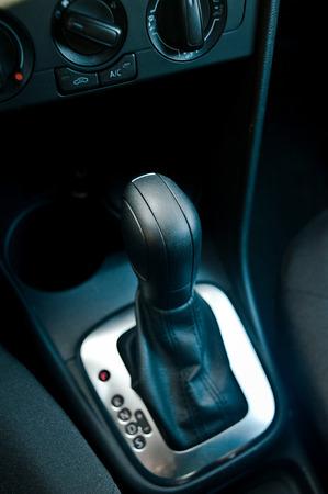 car transmission: car transmission close up