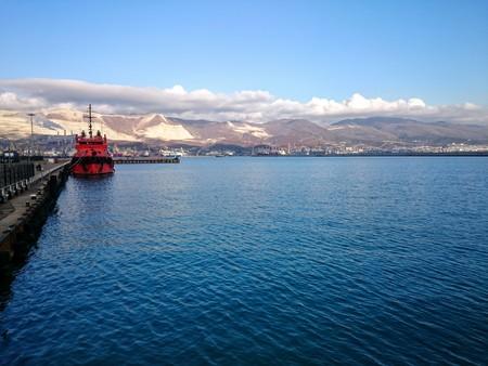 the black sea: Black Sea Stock Photo
