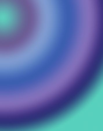 Soft blues and purple background of circles 版權商用圖片