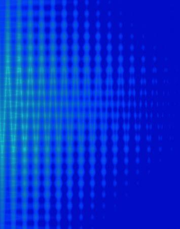 Kobalt blauw met licht blauwe geluid golven achtergrond Stockfoto