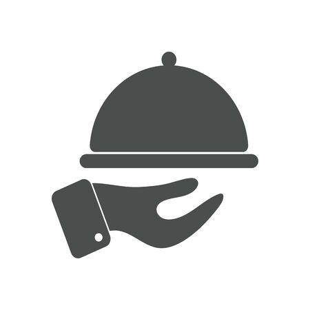 Foods Service icon. Vector illustration