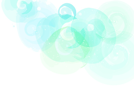 brilliancy: Soft colored abstract background for design.