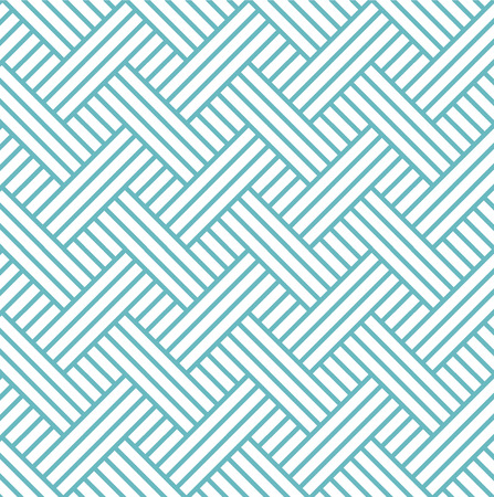 pop art herringbone pattern: vector chevrons abstract geometric seamless pattern background retro vintage design Illustration