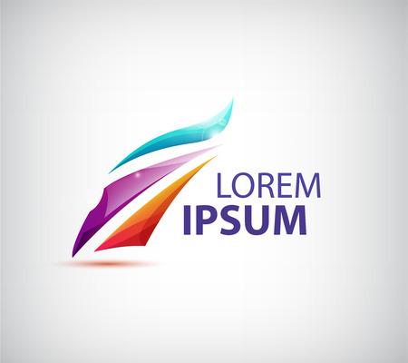 modern logo: Modern logo template Illustration