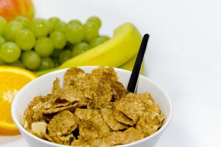 healthy breakfast close-up photo