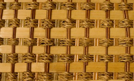 close-up of basket textere photo