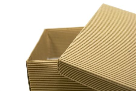 close up of of empty box Stock Photo - 3373083
