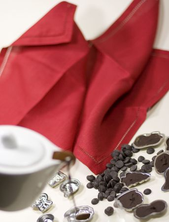 sweetness: handmade chocolate sweets and hot chocolate