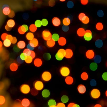 abstract christmas colorful background photo