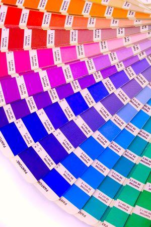 color gids closeup Stockfoto