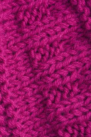 structure of a knitted fabric closeup  photo