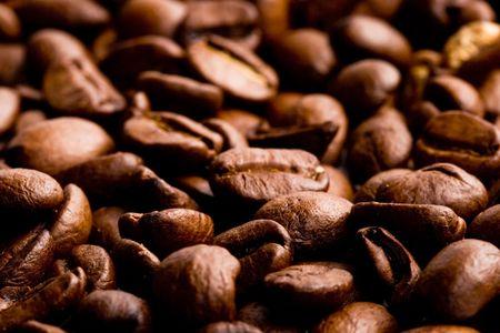 coffee beans, macro closeup Stock Photo - 5991656