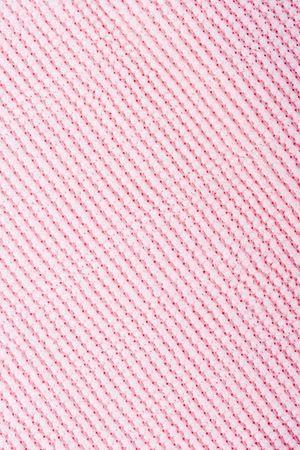 closeup pink fabric texture background  photo