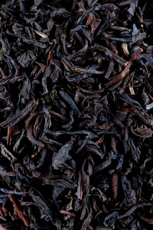 high quality black tea background Stock Photo - 8360698