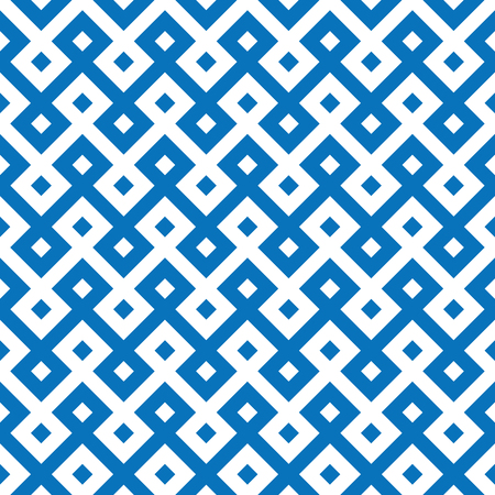 monochromatic ethnic seamless background. textures in blue and white colors.