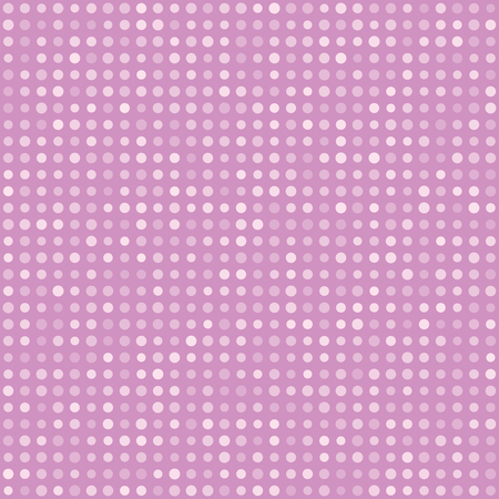 multiples: Pink pattern of multiples dots. Fashion trends circles background. Vector illustration. May use for modern paper, textile , background, digital, website template.
