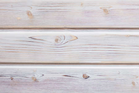 Wooden background or texture. Painted white boards in rustic style for floor or wall.