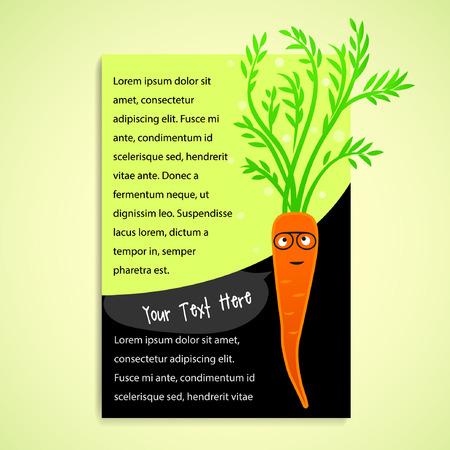 miopia: Modello di progettazione con la carota