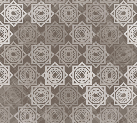 interlock: Seamless pattern with interlocking elements