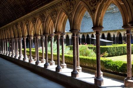 cloister Stock Photo - 10513642