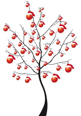 illustration de la magie Xmas tree