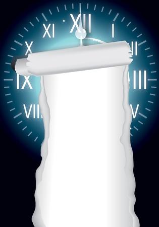 illustration of New Year Stock Illustration - 11716942