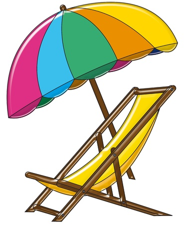 beach game: original funny puppet in white background