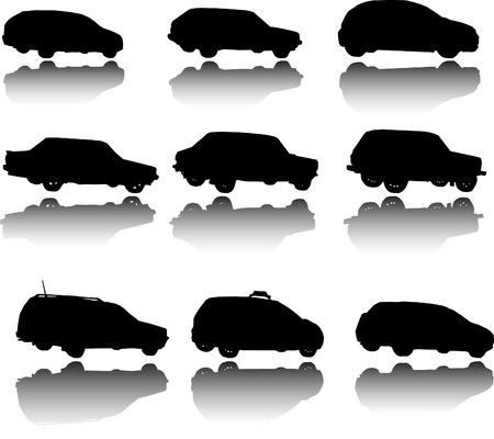 Cars Stock Vector - 5977637