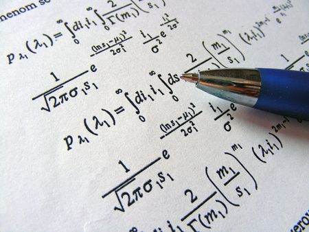 Mathematics  photo
