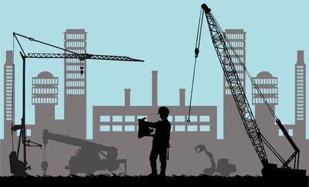Lugar de construcción