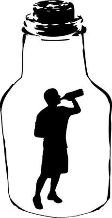 exclusion: Drunk