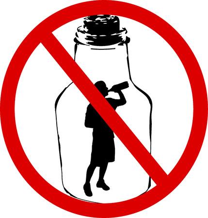 alcoholist: Geen alcohol