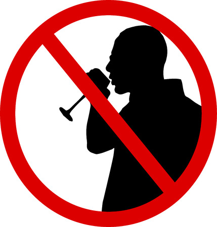 alcoholismo: Sin alcohol