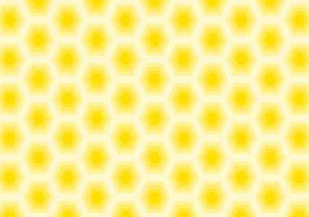Beehive background Stock Vector - 8351813