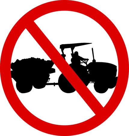 tractor warning: No tractor