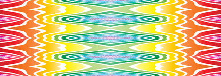 Colorful abstract pattern Illustration