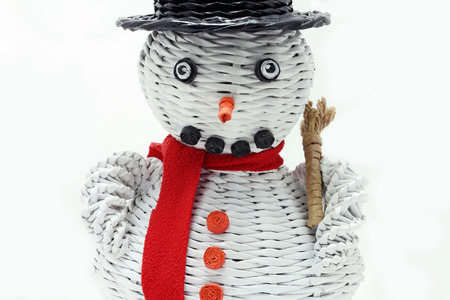 Christmas decorative snowmen