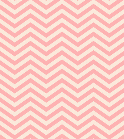 pop art herringbone pattern: Bright beige chevron seamless pattern background vector Illustration