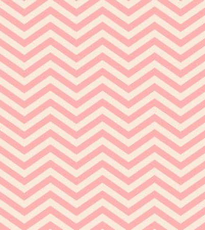 pop art herringbone pattern: Bright beige chevron seamless pattern background vector Illustration