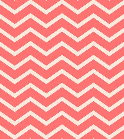 seamless pattern background: Leuchtend rote Chevron nahtlose Muster Hintergrund Vektor-