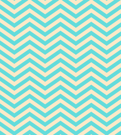 Abstract chevron seamless pattern. Retro vector background. Banque d'images