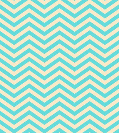 Abstract chevron seamless pattern. Retro vector background. Standard-Bild