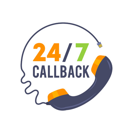 Callback icon for Web and Mobile app