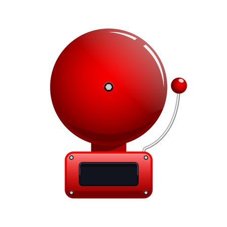 2 398 fire alarm bell stock vector illustration and royalty free rh 123rf com fire alarm clip art images fire alarm clip art black and white