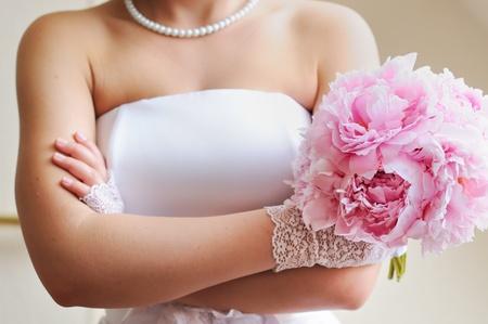 Discontented bride 版權商用圖片 - 9960091