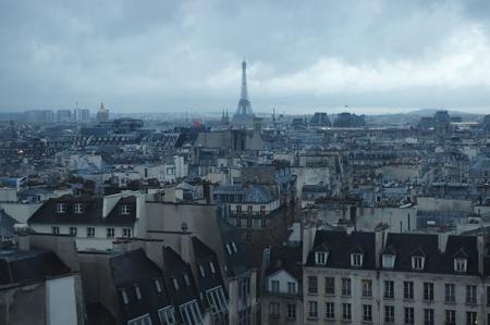 View of Paris  版權商用圖片